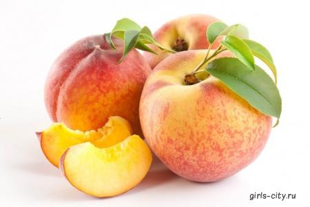 Пирожное «Персиковый рай»