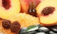 Персиковое масло как средство ухода за волосами