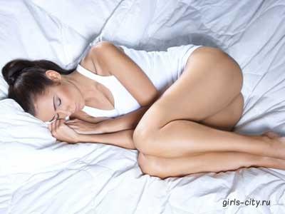 Удобные позы для сна