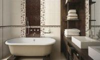 Как зрительно увеличить пространство в ванной комнате