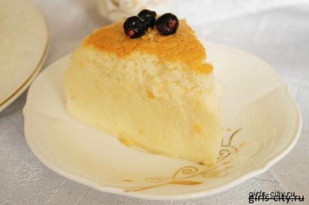 Бразильский десерт «Паве с фруктами»