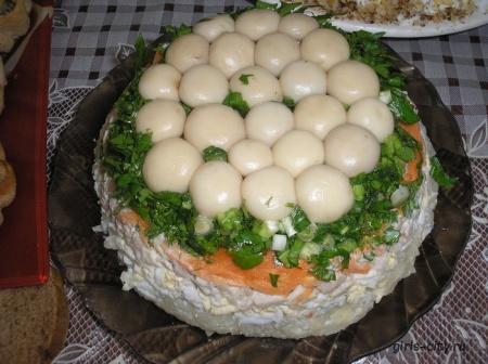 Салат «Подарок»