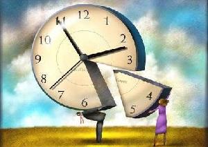 Неправильно использованное время