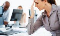 Рабочие привычки оказывают вредное воздействие