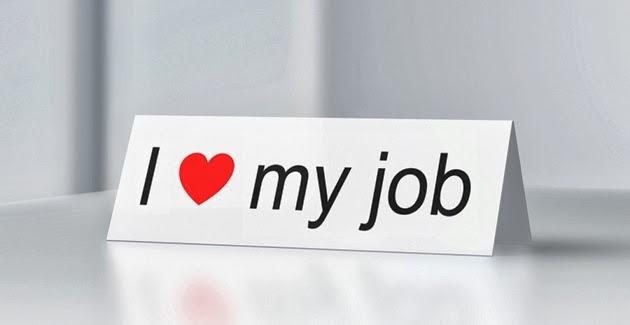 Любая работа может быть любимой