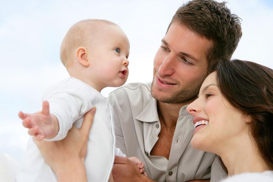 Гармония в отношения после появления ребёнка