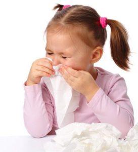 Аллергия у детей
