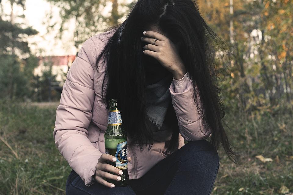 Алкоголизм женский