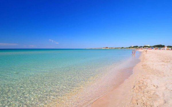 Пляж Оленевки (Мыс Тарханкут)