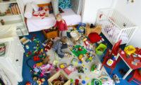 Как привить ребенку любовь к чистоте и уборке